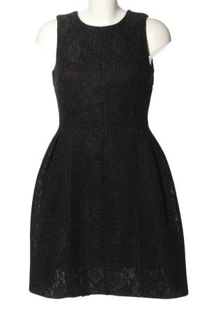 Calvin Klein Cocktailkleid schwarz Elegant