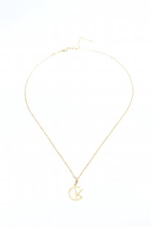 Calvin Klein Collier goldfarben Casual-Look