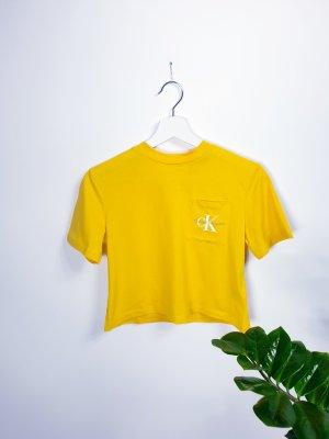 Calvin Klein Crop T shirt