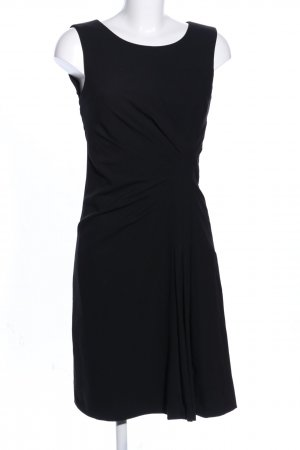 Calvin Klein Cut-Out-Kleid schwarz Business-Look