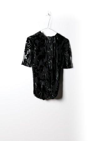Calvin Klein Damen Bluse in Schwarz