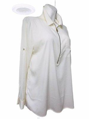 Calvin Klein Bluzka z długim rękawem biały