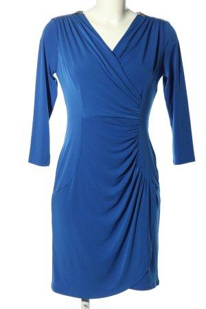 Calvin Klein Etuikleid blau Casual-Look