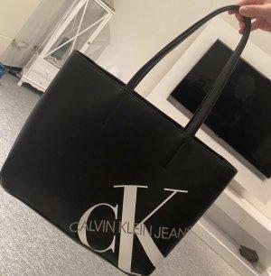 Calvin Klein Borsa shopper nero