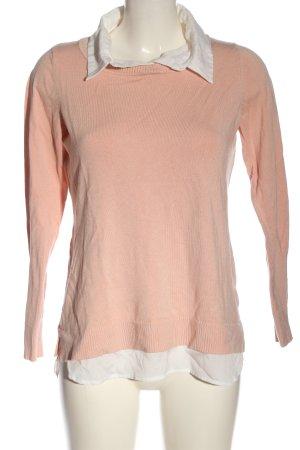 Calvin Klein Feinstrickpullover pink Casual-Look