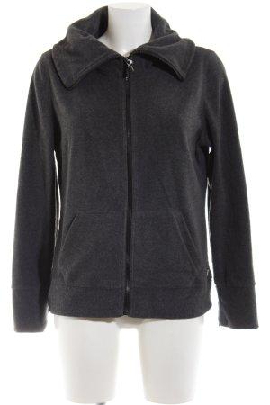 Calvin Klein Fleece Jackets light grey flecked casual look