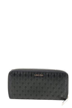 Calvin Klein Geldbörse schwarz Casual-Look