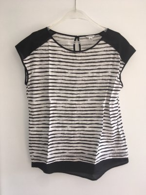 Calvin Klein gestreiftes T-shirt