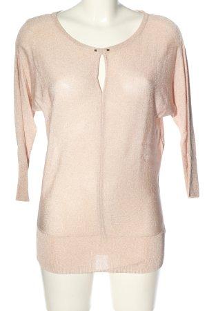 Calvin Klein Feinstrickpullover nude Casual-Look