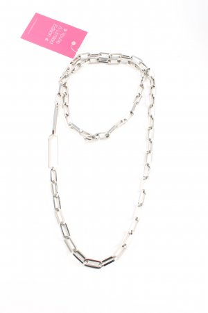 Calvin Klein Link Chain silver-colored casual look