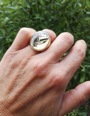 Calvin Klein goldfarbener Ring