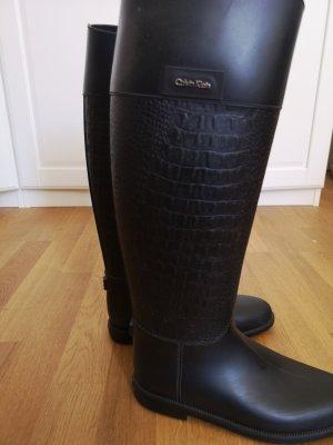 Calvin Klein Botas de agua negro