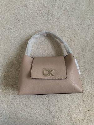 Calvin Klein Handtasche Tasche rose gold NEU