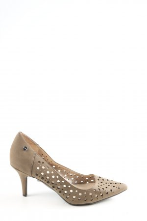 Calvin Klein High Heels braun Casual-Look