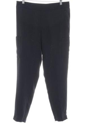 Calvin Klein High-Waist Hose schwarz Casual-Look