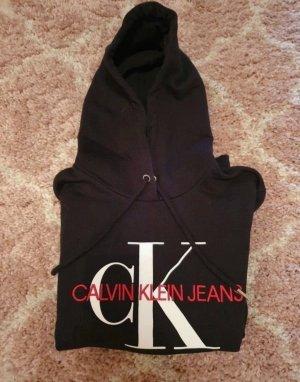 Calvin Klein Top à capuche noir