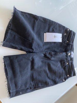 Calvin Klein Boyfriend Jeans black