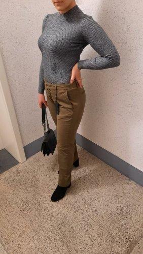 Calvin Klein Spodnie khaki khaki