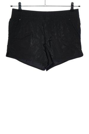 Calvin Klein Hot pants zwart casual uitstraling