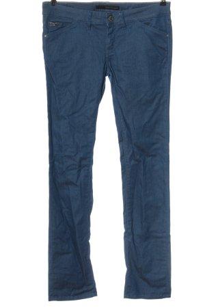 Calvin Klein Jeans taille basse bleu style décontracté