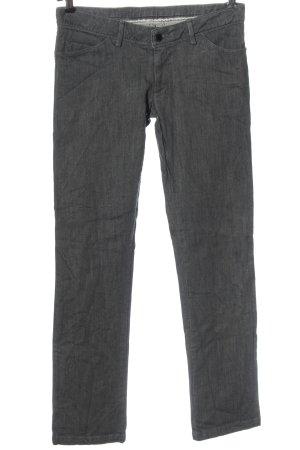 Calvin Klein Jeans taille basse gris clair style décontracté