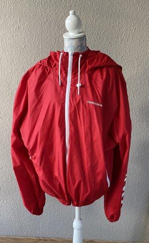 Calvin Klein Jeans Veste à capuche rouge