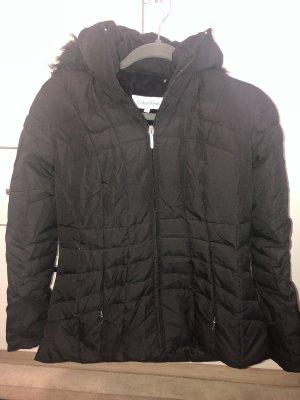 Calvin Klein Kurtka zimowa czarny