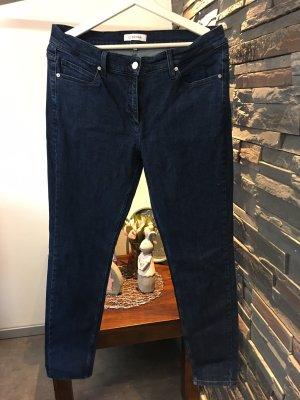 Calvin Klein Jeans a vita alta blu
