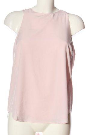 Calvin Klein Jeans ärmellose Bluse pink Casual-Look