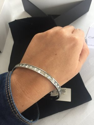 Calvin Klein Jeans Bangle zilver