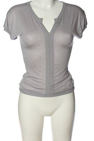 Calvin Klein Jeans Shirt basique gris clair style décontracté