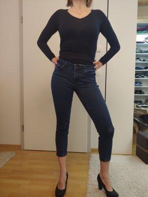 Calvin Klein Slim jeans blauw