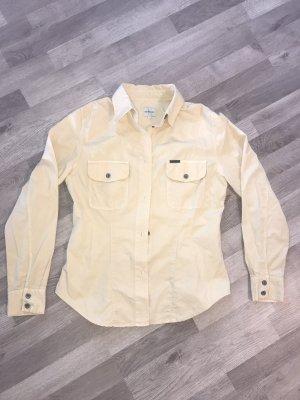 Calvin Klein Jeans Cols de blouses crème