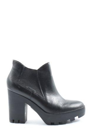 Calvin Klein Jeans Laarsjes zwart elegant