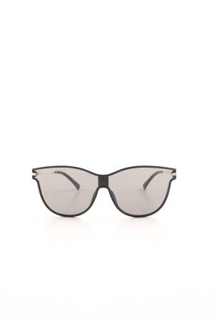 Calvin Klein Jeans Bril zwart-wit casual uitstraling