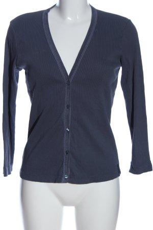 Calvin Klein Jeans Cardigan blau Casual-Look
