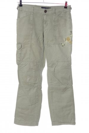 Calvin Klein Jeans Cargohose khaki Casual-Look