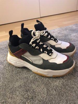 Calvin Klein Jeans Heel Sneakers multicolored