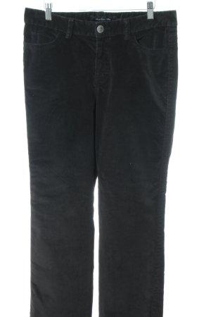 Calvin Klein Jeans Cordhose schwarz Casual-Look