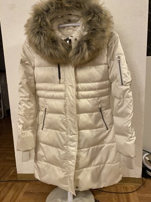 Calvin Klein Jeans Down Coat natural white