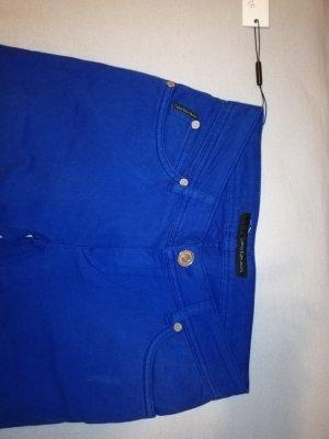 Calvin Klein Jeans Jeans met rechte pijpen blauw