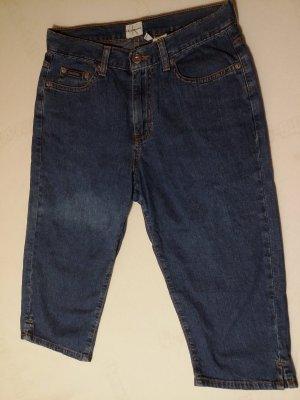 Calvin Klein Jeans Jeans a 3/4 blu Cotone