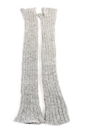 Calvin Klein Jeans Moufle gris clair style décontracté
