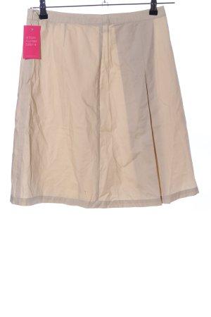 Calvin Klein Jeans Faltenrock creme Business-Look