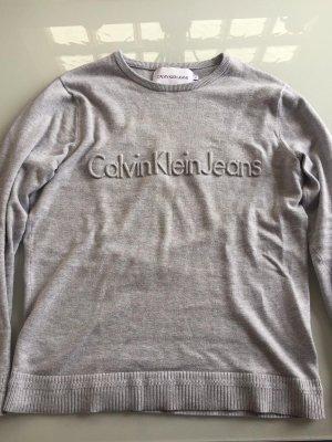 Calvin Klein Jeans Suéter gris-gris claro