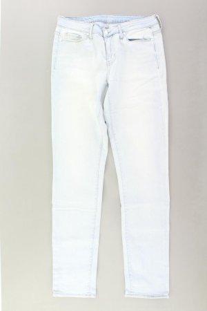 Calvin Klein Jeans Größe W28 blau aus Baumwolle