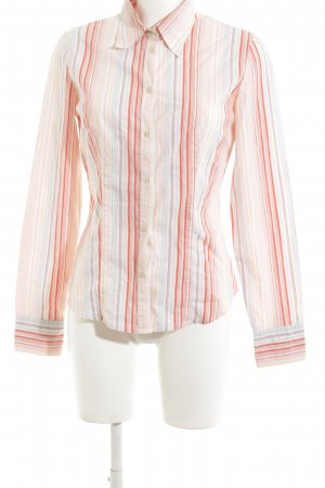 Calvin Klein Jeans Hemd-Bluse Streifenmuster Business-Look
