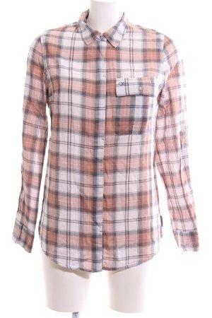 Calvin Klein Jeans Hemd-Bluse Karomuster Business-Look