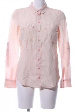 Calvin Klein Jeans Hemd-Bluse pink Business-Look