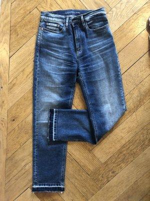 Calvin Klein Jeans Jeans a 3/4 multicolore